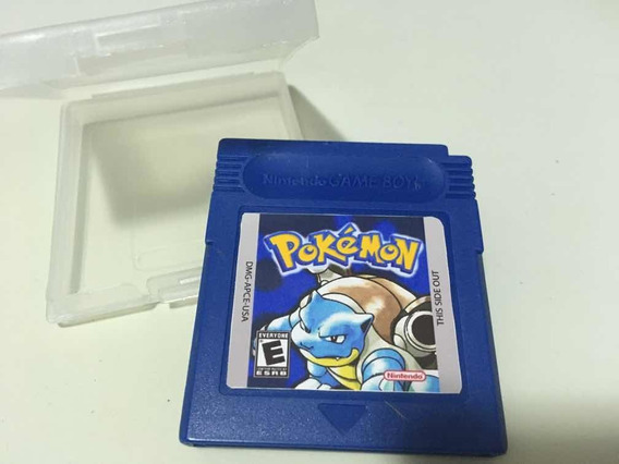 Pokemon Blue Original