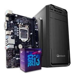 Computadora Cpu Pc De Escritorio Intel Core I3 8gb 240 Ssd