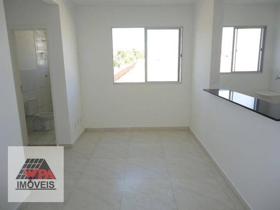 Apartamento Residencial Para Locação, Praia Dos Namorados, Americana. - Ap1760