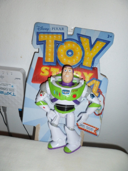 Toy Story 4 Buzz Lightyear Articulado Sem Capacete Gdp69