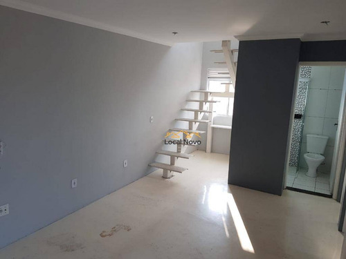 Imagem 1 de 13 de Apartamento Duplex Com 2 Dormitórios À Venda, 70 M² Por R$ 230.000,00 - Vila Nova Bonsucesso - Guarulhos/sp - Ad0002