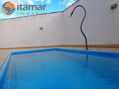 Locação Anual De Apartamento, É Nas Imobiliárias Itamar Imoveis - Ap00864 - 4452350