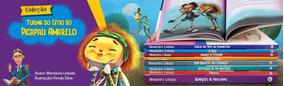 Coleção Turma Do Sítio Do Picapau Amarelo - Monteiro Lobato