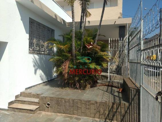 Casa Com 3 Dormitórios À Venda, 130 M² Por R$ 250.000 - Centro - Bauru/sp - Ca3012