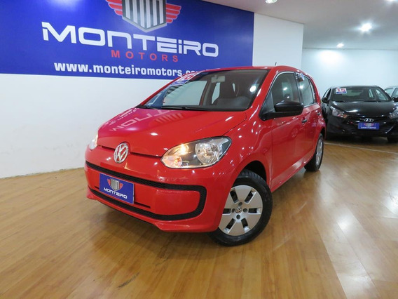 Volkswagen Up! 1.0 Take Flex Completo C/ Airbag Duplo + Abs