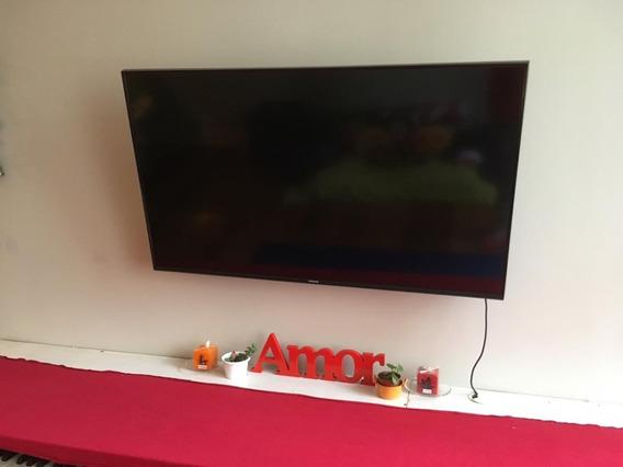 Tv Smart Samsung Porta Controle Suporte Parede Só Em Mãos