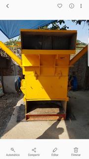 Molino Plastico Duro Motor 30 Hp