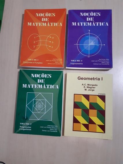 Noções De Matemática ( Aref Antar Neto ) Ime Ita + Morgado