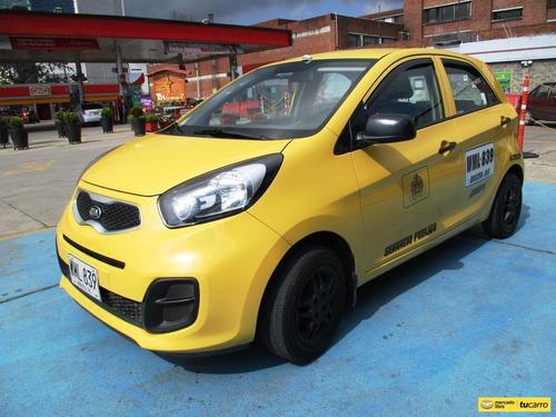 Taxi Kia Picanto Ekotaxi+ 1000cc Mt