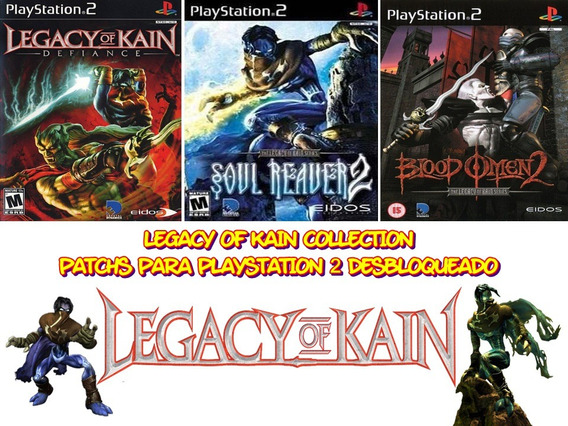 Legacy Of Kain Collection - Playstation 2