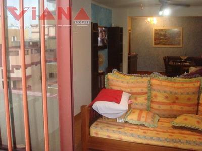 Apartamento Para Venda, 4 Dormitórios, Vila Tupi - Praia Grande - 2064