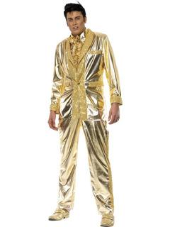 Elvis Presley Traje Damas Hombres Elvis Años 1960 Disfraces