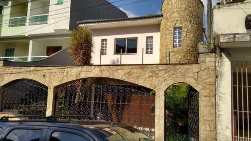 Imagem 1 de 12 de Casa Com 3 Dormitórios À Venda, 230 M²  - Assunção - Santo André/sp - Ca9214