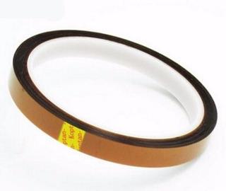 Cinta Termica Kapton Tape Sublimacion Reballing 5 Mm X 33 M