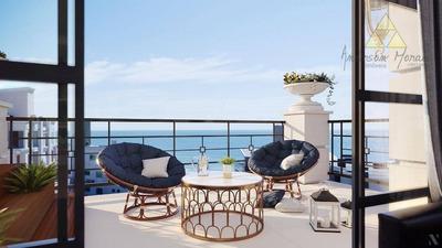 Apartamento Duplex Com 3 Dormitórios À Venda, 146 M² Por R$ 1.250.000 - Praia Canto Grande - Bombinhas/sc - Ad0009