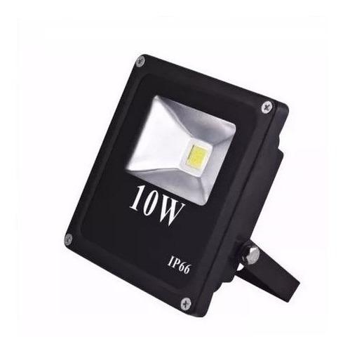 Foco Reflector Led 10w Ip66 Luz Fría