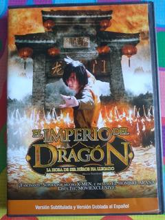 Dvd El Imperio Del Dragon Pe01159 Mercadolibre Com Mx