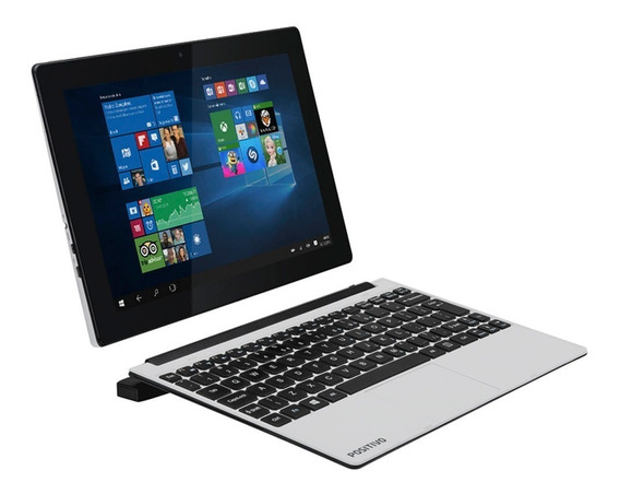 Notebook 2 Em 1 Touch Positivo Duo Zx3000