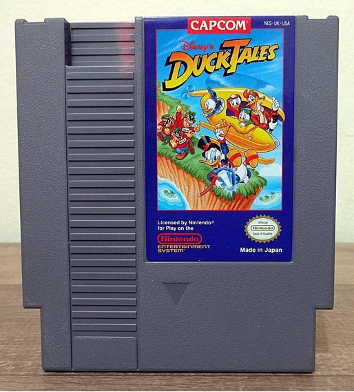 Ducktales Nintendo Nes Duck Tales Nintendo Nes