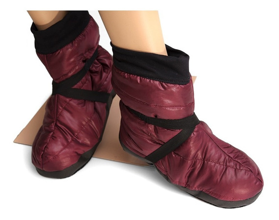 Botas Calentadoras Para Danza , Termicas, Ajustables