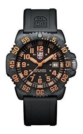 Hombres Luminox 3059 Evo Navy Seal Colormark Reloj