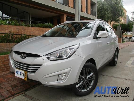 Hyundai Tucson Ix35 2.0l Mt 2000cc 4x2