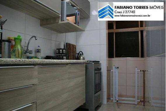 Kitnet Para Venda Em São Bernardo Do Campo, Assunção, 1 Dormitório, 1 Banheiro, 1 Vaga - 1397_2-578867