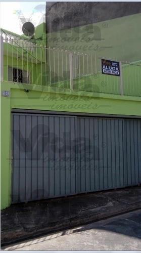 Imóvel P/ Renda: Casa Térrea À Venda Em Jd Veloso - Osasco - 30078