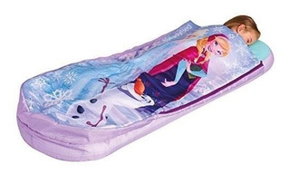 Cama Preparada Disney Frozen Junior - Solución De !