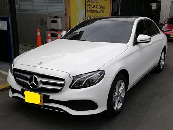 Mercedes Benz Clase E E200 Advantage