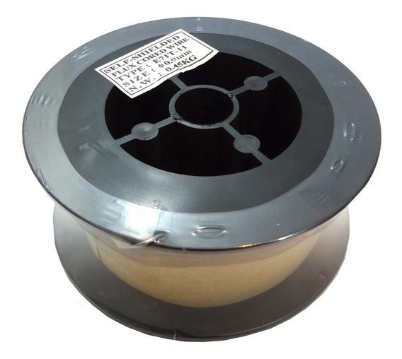 Rolo De Arame Para Solda Mig - 0,9 Mm - 450g - E71t-11