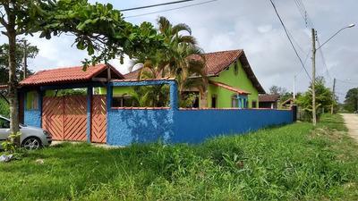 Casa Em Itanhaém Linda E Aconchegante.