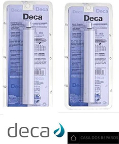 Refil Filtro Deca Twin 4266.088 Duas Peças