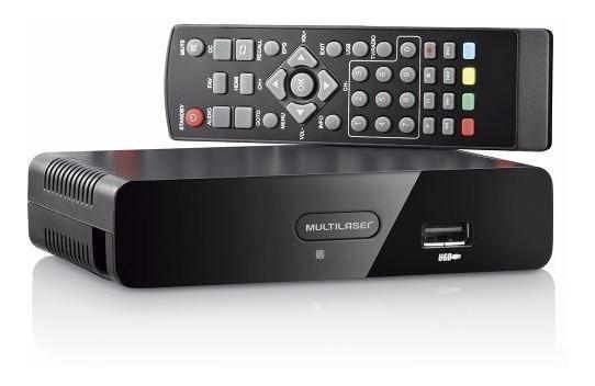 Conversor E Gravador De Tv Digital Universal Multilaser