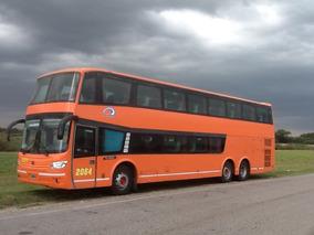 Habilitado En Cnrt Omnibus Mercedes Benz 0400