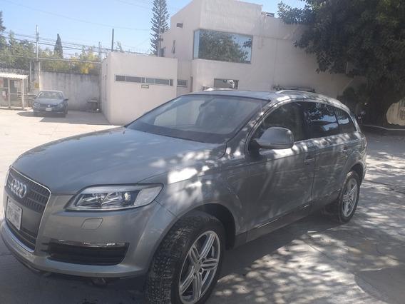 Audi Q7 2009 Blindada