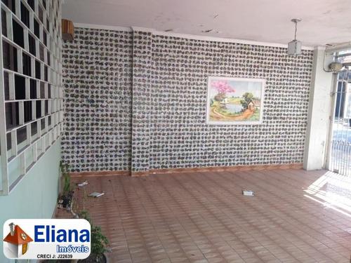 Casa Térrea Comercial / Residencial - Ge8206
