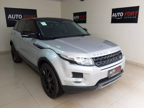 Imagem 1 de 10 de Land Rover Range Rover Evoque 2.0 Pure 4wd 16v Gasolina 4p