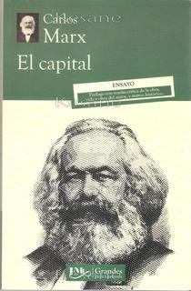 Carlos Marx / El Capital / Libro Impreso / Karl Marx