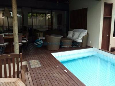 Casa Residencial Em São Sebastião - Sp, Maresias - Ca00888