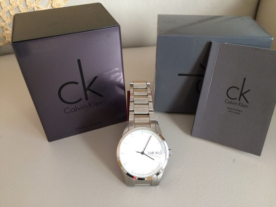 Relógio Calvin Klein Ck Masculino Original