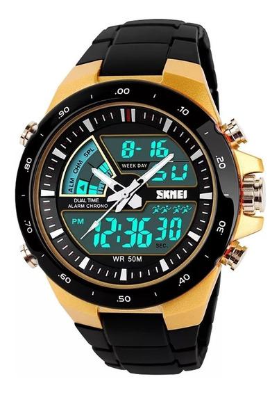 Relógio Skmei 1016 Original (c/n.f)