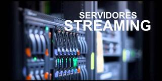 Shoutcast Servicios De Radio Por Internet Ilimitado / Mes