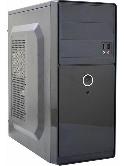 Desktop Intel Core 2 Quad 4gb Ram Hd 320gb + Ssd + Brindes