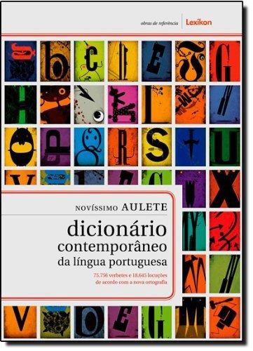 Dicionário Contemporâneo Da Língua Portuguesa Aulete