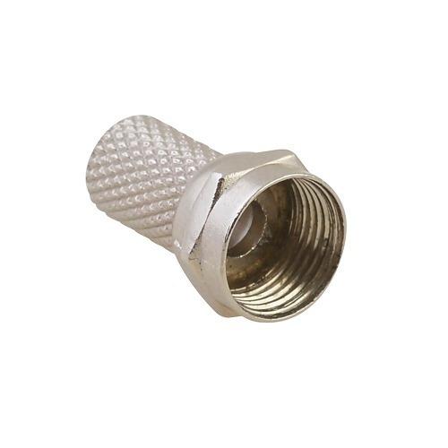 Conector De Rosca Tipo F Para Cable Coaxial Rg59 153202 Surt