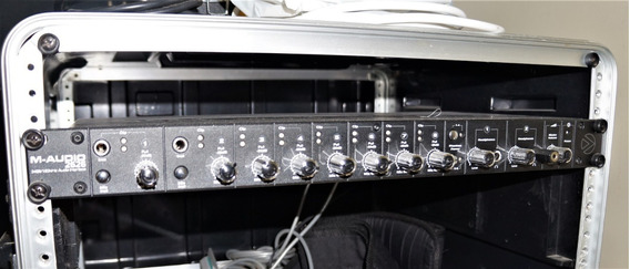 Vendo Placa Profire 2626 - M Audio (estado De Novo)