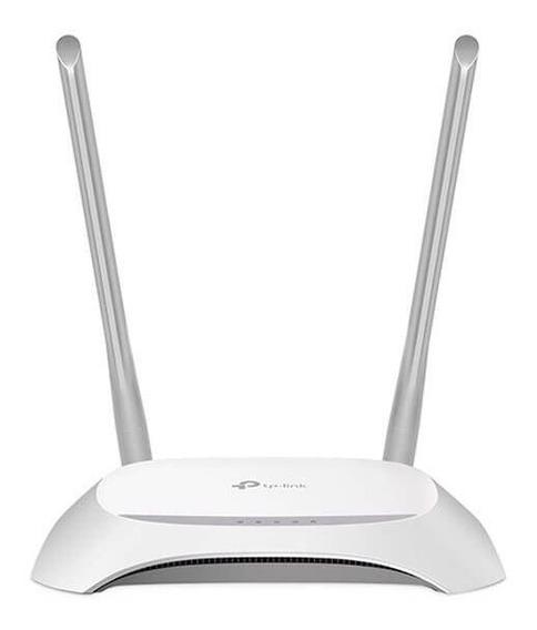 Kit Com 10 Roteador Tp-link Wireless N300 Mbps - Tl-wr 849n