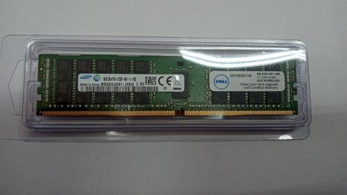 Imagem 1 de 1 de Memória Dell 16gb Pc4-2133p Ddr4 2rx4 Ecc Reg ( P/servidor )