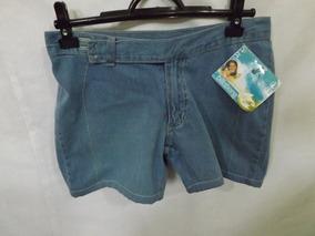 Shorts Billabong Feminimo Jeans Tamanho 40